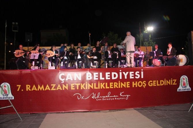Musiki Derneğinden Ramazan Konseri