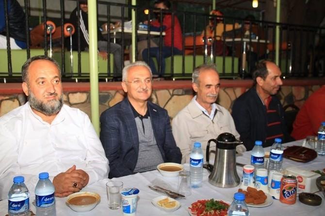 Başkan Başsoy, Erzincan Basını İle İftar Yemeğinde Bir Araya Geldi