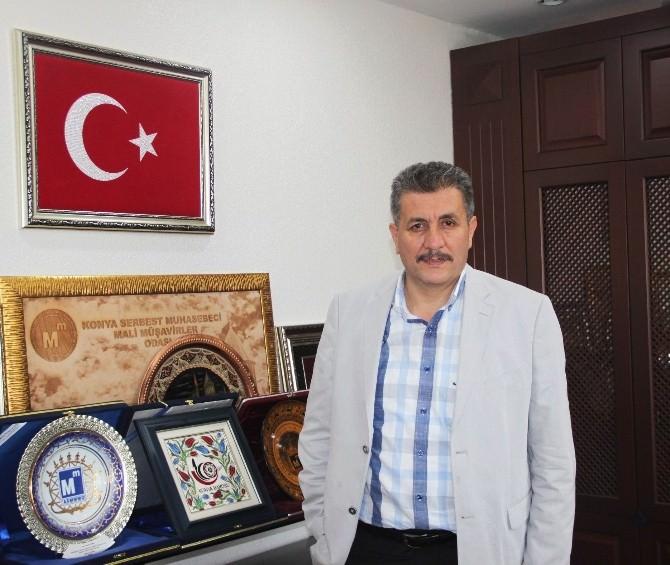 Başkan Turan'dan E-defter Ve E-fatura Açıklaması