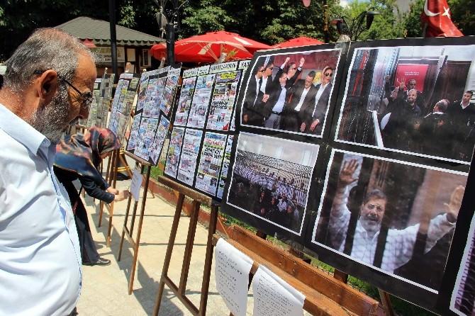 Kütahya'da 'Mısır'da Darbe Ve İdam' Konulu Fotoğraf Sergisi