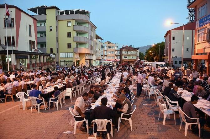 Büyükşehir'den 'Çarşı İftarı' Programı