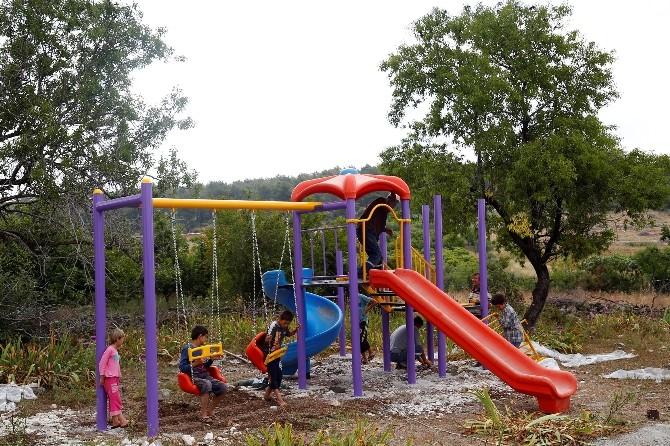 Erdemli'de Mahallelere Çocuk Oyun Grupları Kuruluyor
