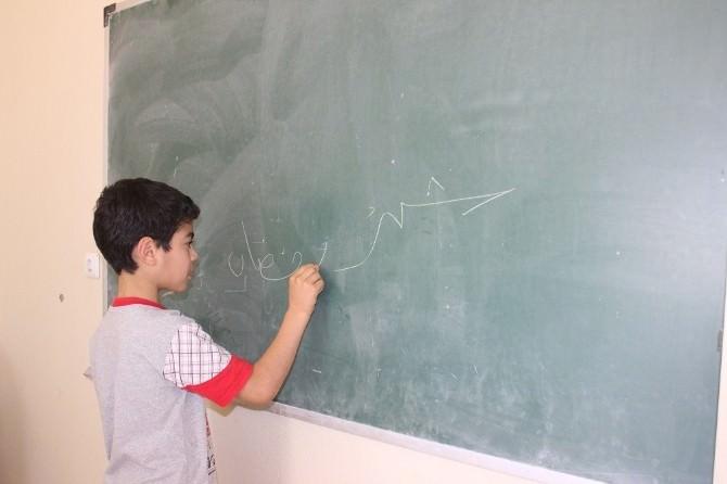 Muhacir Der Yaz Kuran Kursu Programına Başladı