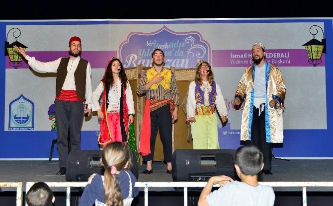 Yıldırım'da Ramazan Coşkusu Sürüyor