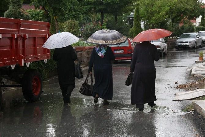 Yozgat Haziran Ayında Son 50 Yılın En Yüksek Yağışını Aldı