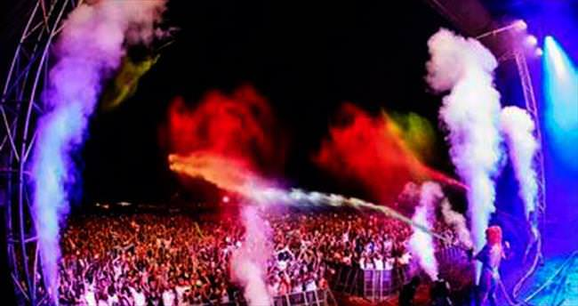 İstanbul müzik festivaliyle renklere boyanacak