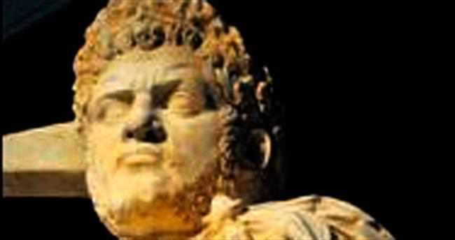 Bir eşi daha yok: Tek parça İmparator Caracalla heykeli
