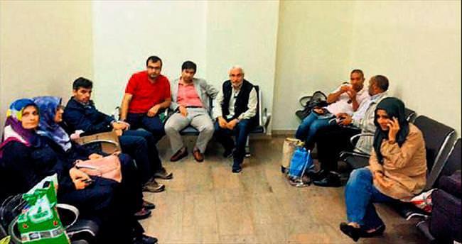 'Provokatörlerin sesi çıkmıyor'