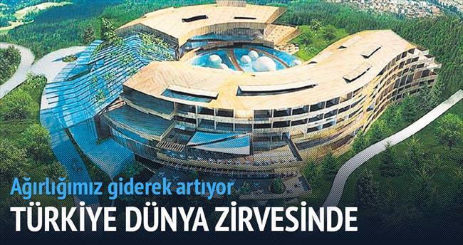 Türk mimarlar dünya zirvesinde