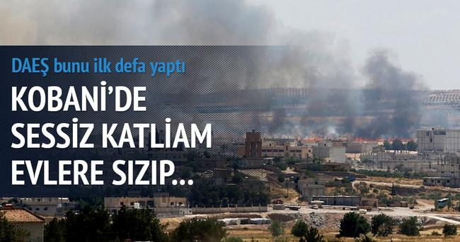 Kobani'de 'sessiz' katliam