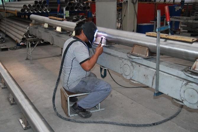 Aydın'da İstihdam Garantili Gaz Altı Kaynakçılığı Kursu Açılıyor