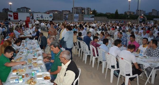 Vali Bektaş, Turgutlu'da İftar Programına Katıldı