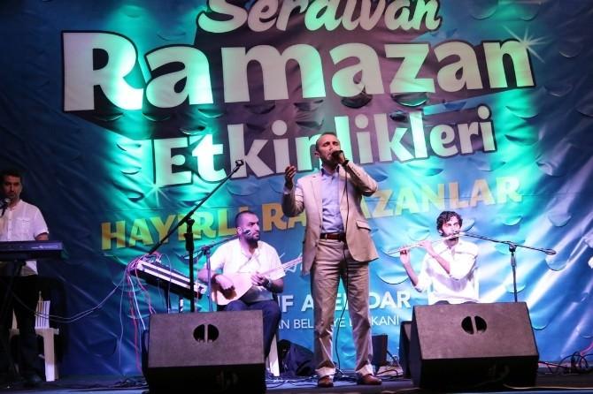 Ömer Karaoğlu, Serdivan Ramazan Etkinlikleri'nde Sahne Aldı