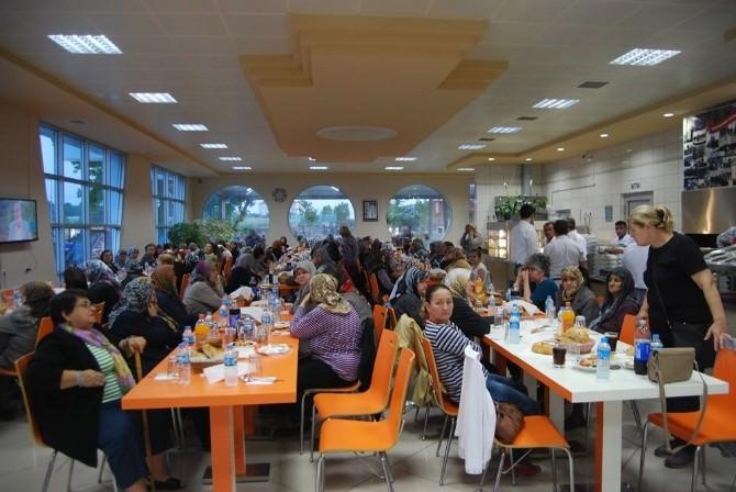 Türk Kadınlar Birliği Malkara Şubesi'nden Geleneksel İftar Yemeği