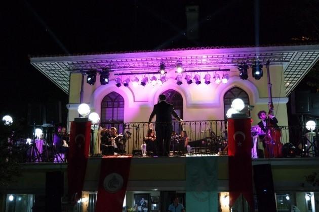 Meriç Nehri Kıyısında Klasik Müzik Ziyafeti
