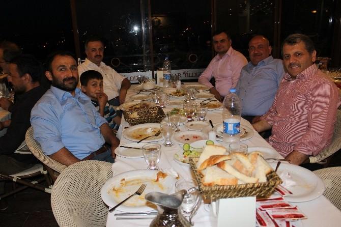 Trabzon'da İş Dünyası Ve Bürokrasi TÜMSİAD'ın İftarında Buluştu