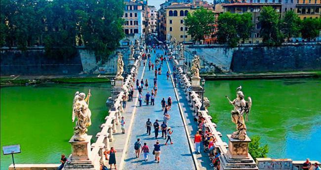 Aşk, tarih ve sanat bir arada: Roma