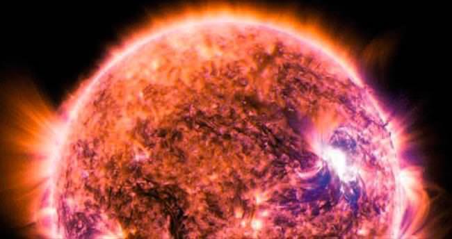 Yeni bir 'Güneş Fırtınası' daha