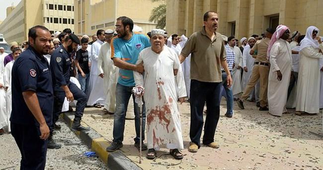 Kuveyt'ten intihar saldırısı açıklaması