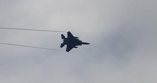 Irak'ta 33 terör örgütü DAEŞ militanı öldürüldü