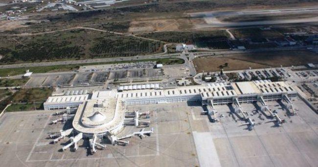 Türkiye'nin en yoğun ikinci havalimanı