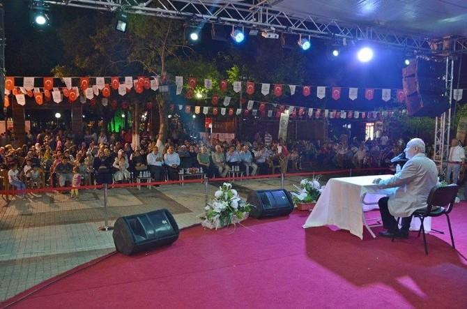 Eğitimci-yazar Vakkasoğlu Ramazan Medeniyetini Anlattı