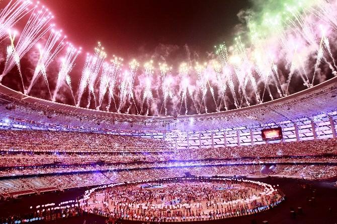 1. Avrupa Oyunları Sona Erdi