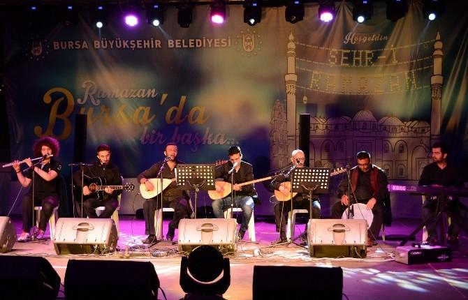 Bursa'da 'Şehri Ramazan' Huzuru