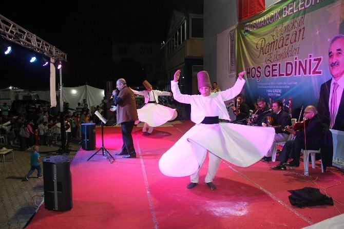 Osmancık'ta Ramazan Etkinliklerine Yoğun İlgi