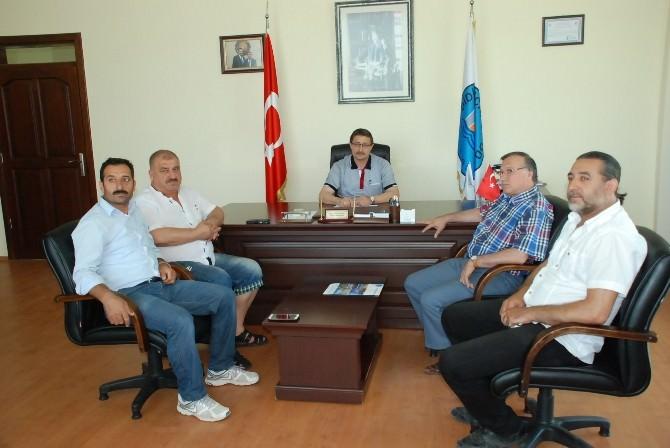 Didim'de Belediye Pazaryeri Mescidindeki Suyu Bile Kesti