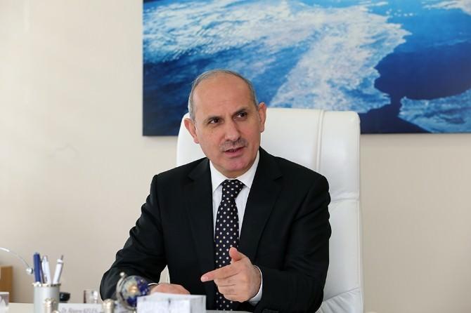 """SASKİ Genel Müdürü Keleş: """"Karadeniz'e Bir Damla Atıksu Karışmayacak"""""""