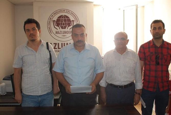 Mazlum-der'den Kobani Açıklaması