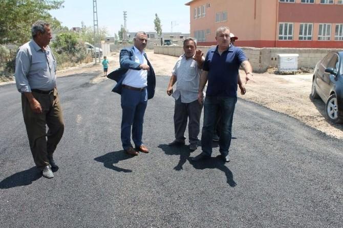 Reyhanlı Belediyesi'nden Yol Çalışmaları