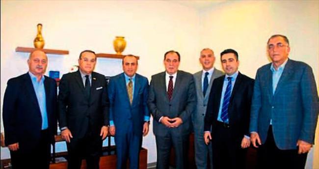 Selahattin başkan TFF yönetiminde