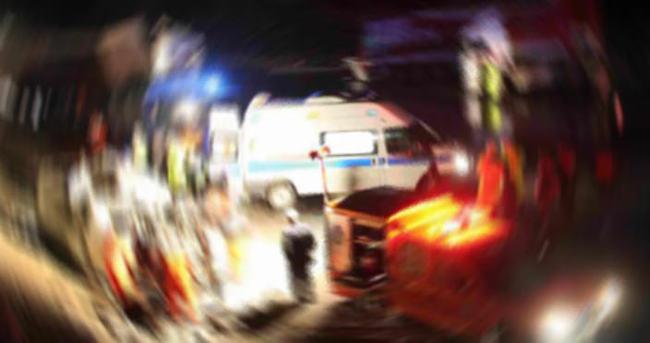 Siirt'teki trafik kazası