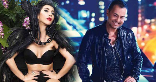 Serdar Ortaç ve Hande Yener'den ortak albüm