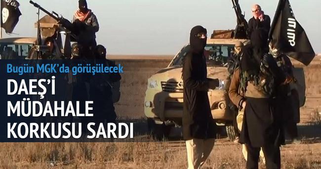 DAEŞ'te 'Türkiye' hareketliliği! Korku sardı