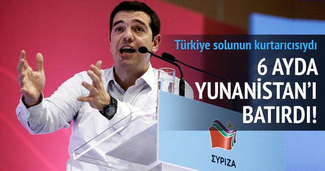 AB'den Yunanistan'a sert eleştiriler