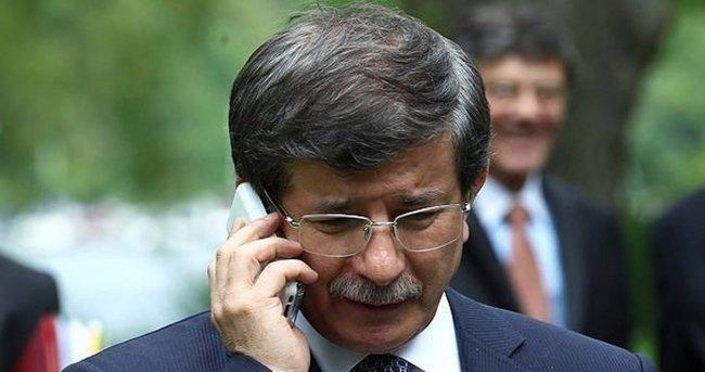 Başbakan Davutoğlu Tunus ve Kuveyt'e başsağlığı diledi
