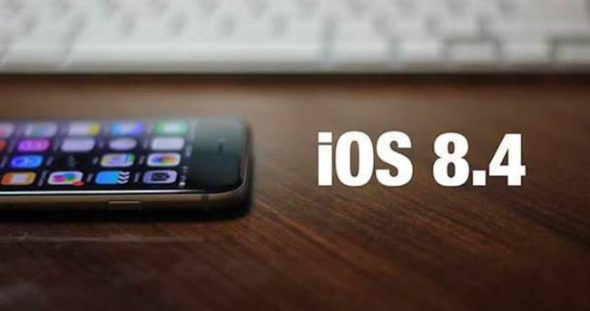 iOS 8.4 ne zaman çıkıyor?