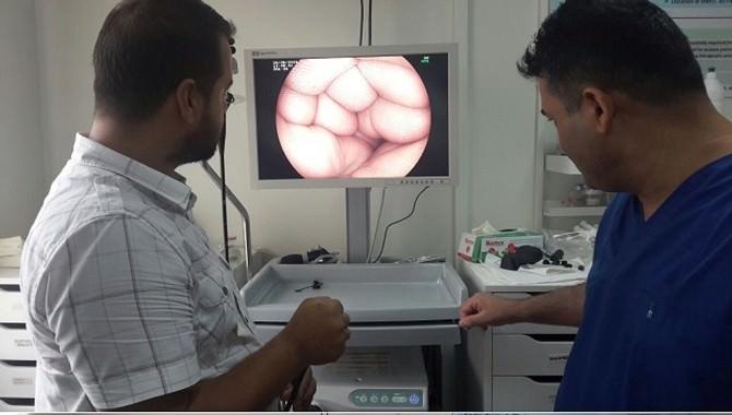 Devlet Hastanesi'nin Cihaz Kapasitesine Yenileri Ekleniyor