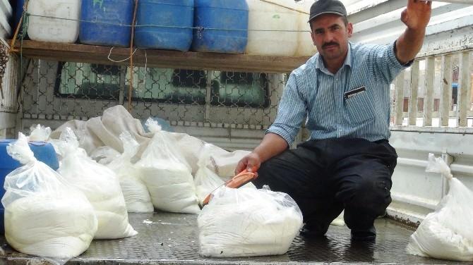 Bitlis'te Peynir Sezonun Başlamasıyla Birlikte Fiyatlar Tavan Yaptı