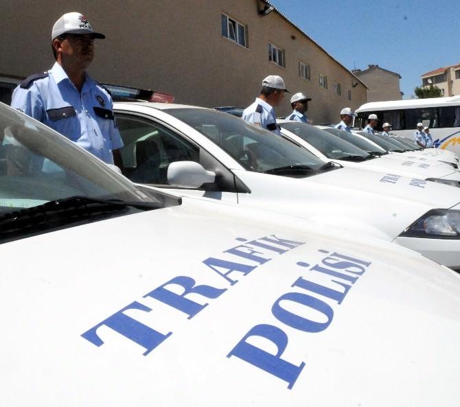 Hatalı Sürücülere Ceza Yağdı