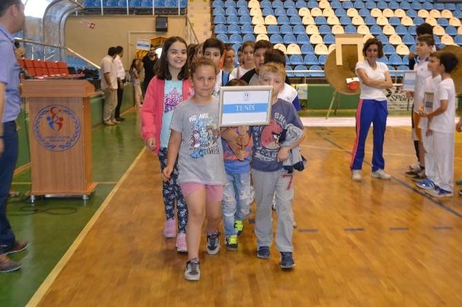 Edirne'de Yaz Spor Okulu Açılış Töreni Gerçekleşti