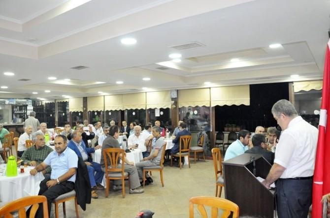 Dadaşlar, Kadıköy'de Erzurumlular Vakfının İftarında Buluştular