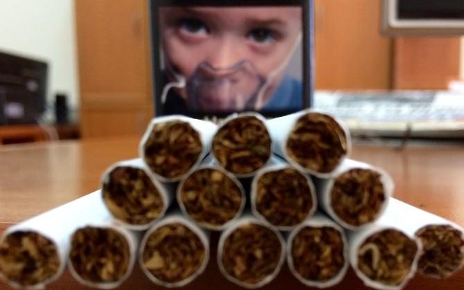 Elazığ'da Kapalı Mekanda Sigara Yasağına 6 Ayda 277 Bin Lira Ceza Kesildi