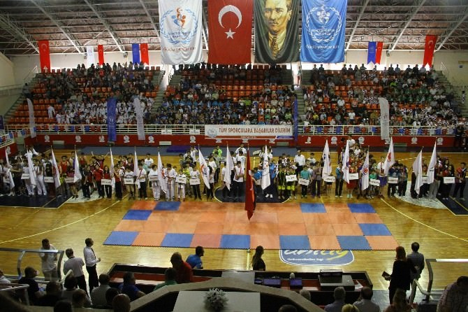 Samsun'da Yaz Spor Okulları Başladı
