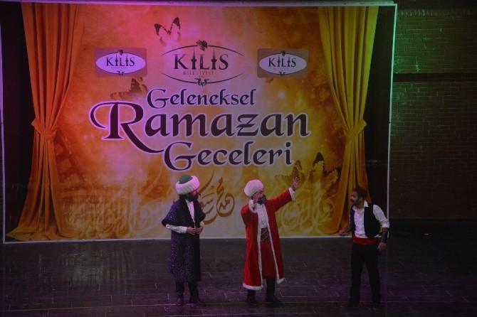 Kilis'te Ramazan Bir Başka Yaşanıyor