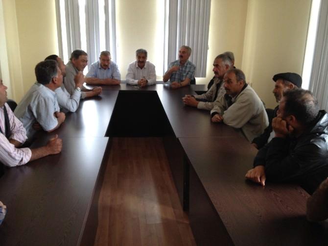 Kulu'da Biçerdöver Ve Kamyon Taşıma Fiyatları Belirlendi