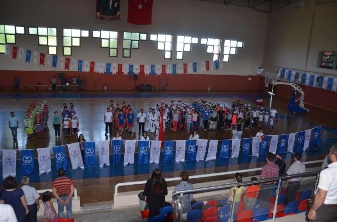 Fatsa'da Yaz Spor Okulları Başladı